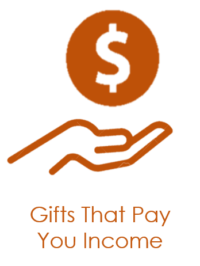 Gifts that Pay You Income